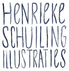 Henrieke Schuiling Illustraties